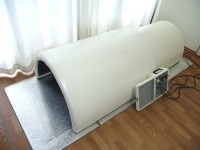 フジカ スマーティ F4-N5型 遠赤外線ドーム型サウナ