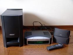 BOSE ホームシアターシステム321