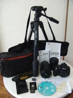 Nikon D5100 ダブルズームキット