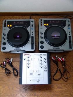 DJ CDJ-800