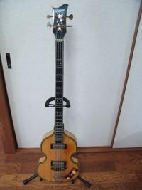 Greco バイオリンベース
