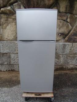 シャープ 冷凍冷蔵庫 118L SJ-H12Y-S シルバー 2015年製