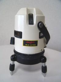 マイト レーザー墨出し器 MLA-437E