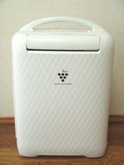 SHARP CV-Y100-W  除湿冷風機