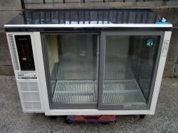 ホシザキ 冷蔵ショーケース RTS-100STB 台下冷蔵庫