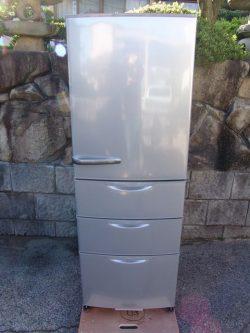 AQUA 355L 4ドア冷凍冷蔵庫 AQR-361C