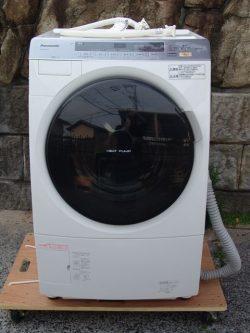 Panasonic ドラム 洗濯乾燥機 NA-VX3101L 左開き 2013年製