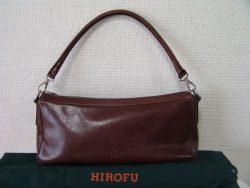HIROFU レザーバッグ