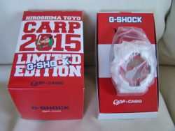 G-SHOCK カープ 2015