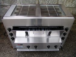 リンナイ ガスブラスト式強熱グリラー RGPW-6