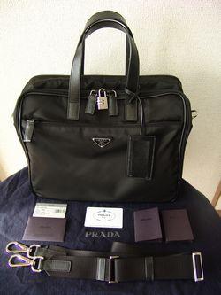 PRADA  2WAY ビジネスバッグ ブリーフケース VA0611