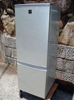 シャープ 2ドア冷蔵庫 SJ-PD17X