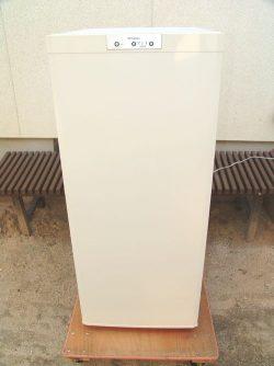 三菱 冷凍庫 121L フリーザー MF-U12N-W