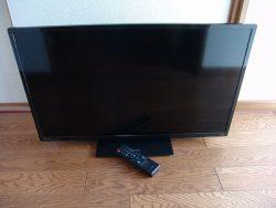 ORION 32型液晶テレビ LK-321BP 2014年製