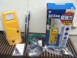 アイリスオーヤマ 高圧洗浄機 FBN-601