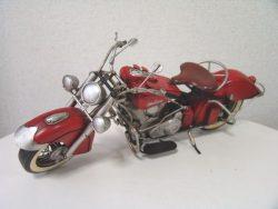 インディアン ブリキバイク