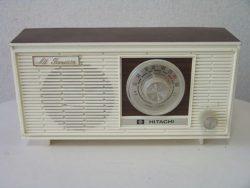日立 トランジスタラジオ