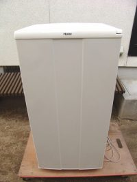 ハイアール 電気冷凍庫 JF-NU100B フリーザー