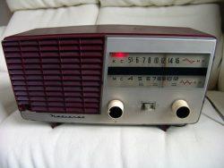 真空管ラジオ EA-410