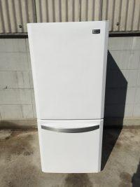 ハイアール 2ドア冷蔵庫 138L JR-NF140H 2015年