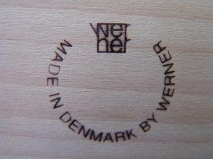 デンマーク WERNER シューメーカーチェア
