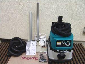 makita モデル484 集じん機+ノズルホースセット