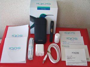 iQOS (アイコス) 2.4 Plus 本体キット ネイビー
