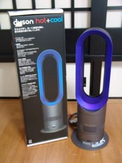dyson ダイソン AM05 ファンヒーター Hot&Cool