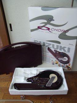 Qコード デジタルギター Suzuki QC-1 出張買取 広島