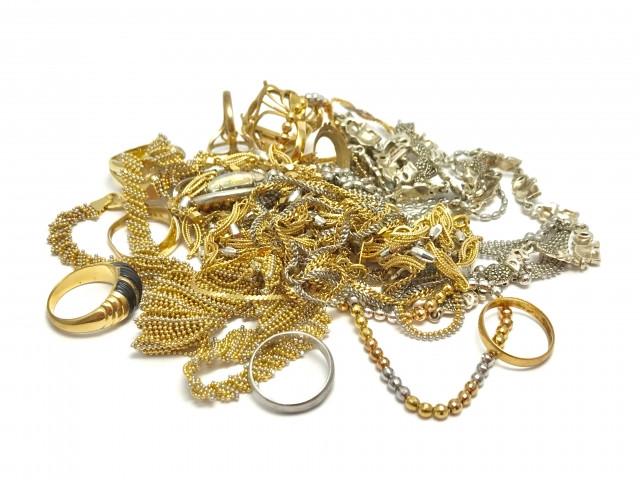 金の純度と種類
