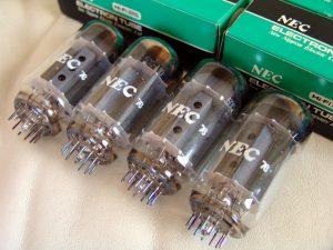 真空管 NEC製  50CA10